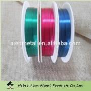 artificial copper jewelry wire