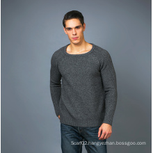 Men′s Fashion Cashmere Sweater 17brpv125