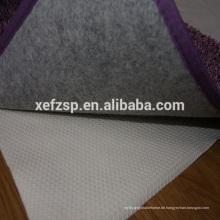 umweltfreundliche Teppichhersteller Anti Rutsch Teppich Pad