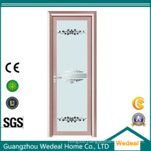 Aluminum Kitchen/Balcony Tempered Glass Sliding Door