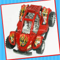 Made in China Plastic Race Car Toy with Candy