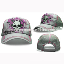5-Panel Thicker Stitching Comfortable Baseball Sport Mesh Cap (TRT015)