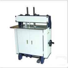 Electronic cornering machine