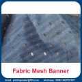 Tecido Outdoor Mesh Banners Assinatura Fence Wrap