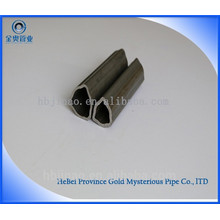 cold drawn triangular steel pipe for PTO shaft