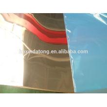bobinas de aluminio espejo no anodizado