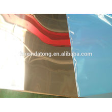mirror aluminum sheet/polished aluminum plate thickness 0.1mm-3.0mm
