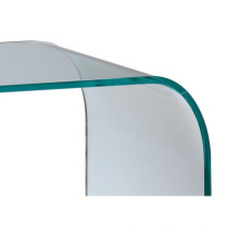 3-19mm tempered curved glass price with ISO and CE