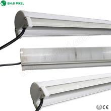Luz digital al aire libre del tubo de DC12V 48LEDs / m RGB LED al aire libre