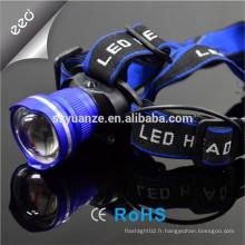Phare à LED, phare à LED à LED, lampe torche
