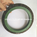Grey Colour Bristle Textile Brush for Artos Stenter (YY-395)