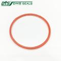 Joint d'anneau d'O de joint d'enveloppe de PTFE pour le circuit hydraulique