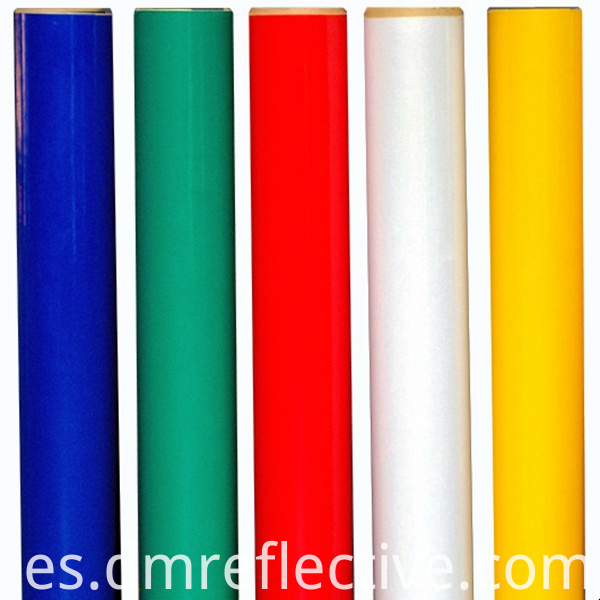 DM7100 PET 7 years Engineering Grade Reflective Sheeting