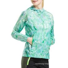 Quick Dry Waterproof Jacket Women Lightweight Windbreaker