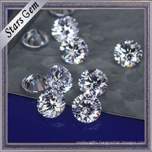 Hot Sale 8mm Cubic Zirconia for Fashion Jewelry