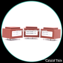 Petit transformateur électrique 220v 18v ei35