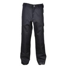 Pantalones repelentes al agua bajos en formaldehído fr para la industria minera