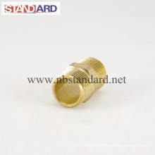 Brass Male Nipple Fitting