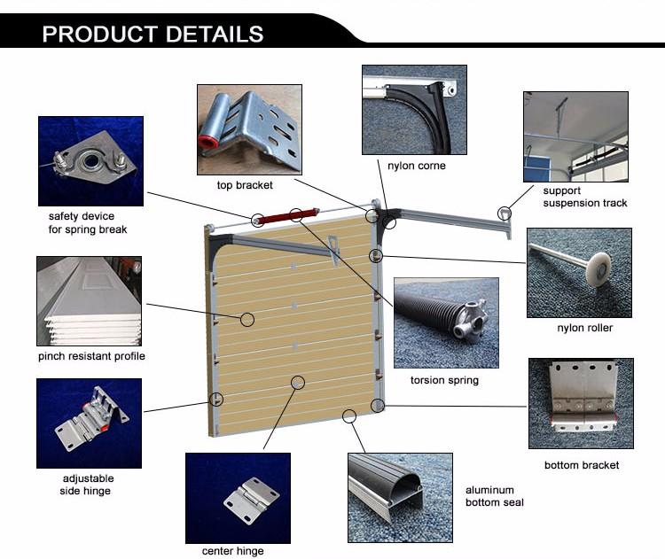Garage Door Hardwares2