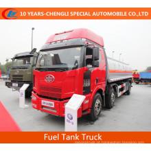 25000liters 3axles Faw Caminhão Tanque De Combustível