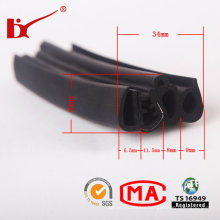 Automotive Door Weather Rubber Strip/Sunroof Water Stop Rubber Strip