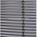 Flat flex wire mesh conveyor belt