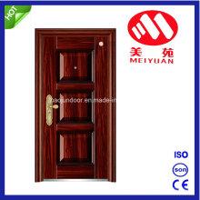 Лучшие продажи стали безопасности железные двери с высокое качество хороший дизайн