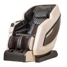 Deluxe Air Pressure SL Track 3D Zero Gravity Space Capsule Massage Chair
