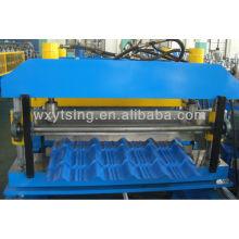 YTSING-уй-0037 прошло CE и ISO аутентификации застекленная машина холоднокатаные стальные профили