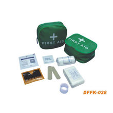 Travel First Aid Kit with 15*12*5.5cm