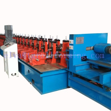 Automatic solar photovoltaic stent production line