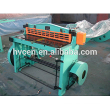Q11-4x2500 máquina de cizalla mecánica, cizalla