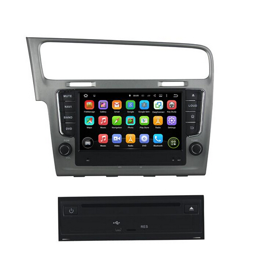 GPS Car dvd for VW Golf 7
