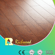 8.3mm E1 HDF AC4 Embossed V-Grooved Water Resistant Laminate Flooring