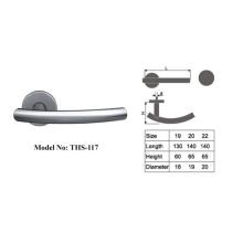 Stainless steel door handles for sliding doors