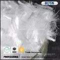 fibra pp para fibra de polipropileno de hormigón para reforzar