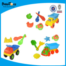 Sand beach toy,beach plastic truck toy