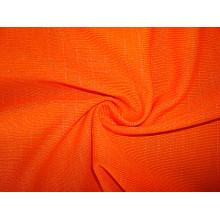 Tissu retardateur de feu Modacrylique Tissu haute visibilité Orange Fluorescence Couleur