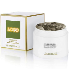Private Custom Hydrating & Smoothing Active Mud Mask for Face and Body