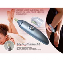 Electrical Pedicure Kit