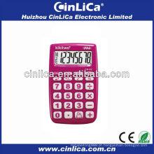 Calculadora do livro de nota / calculadora / calculadora eletrônica