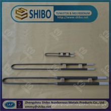 Molybdenum Disilicide Calefaction Stick, U Type Si-Mo Heater Bar
