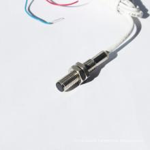 Magnetoelectric proximity switch encoder
