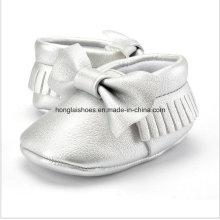 Modelos de la PU: Zapatos del niño del bebé del interior 07