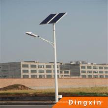 Pólos de iluminação solares da rua do diodo emissor de luz, 3m 4m 5m 8m 10m 12m
