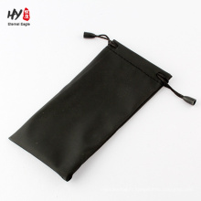 Sunglasses pouch microfiber bag soft cleaning case