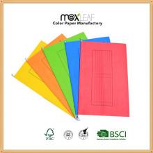 Папка файлов формата A4 -210GSM Color Suspensin