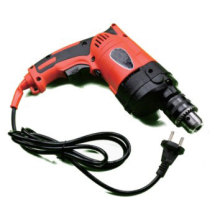 Cordless portable electric drill
