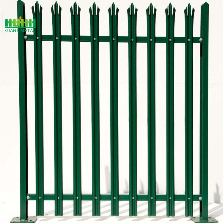 Palisade+fence+for+garden+decoration