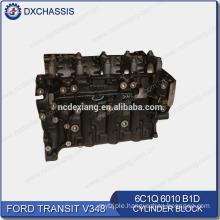 Genuine Transit V348 2.4L Cylinder Block 6C1Q 6010 B1D/EEC1 6010 AA
